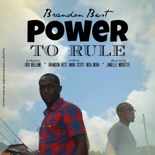Brandon Best - Power To Rule