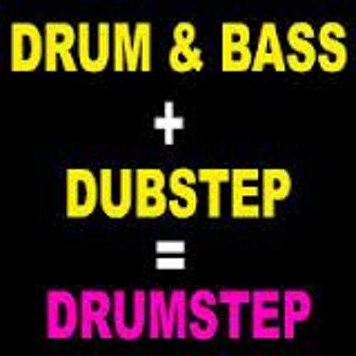 DUBSTEP-DRUMSTEP-DRUM&BASS