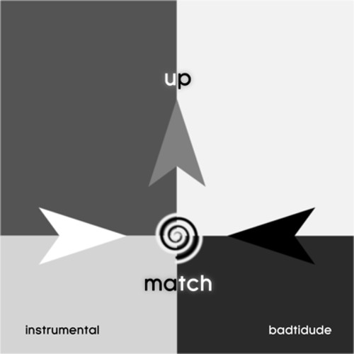 matchUp instrumental mix - badtidude - one song, one synth experiment