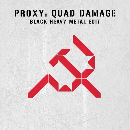 Quad Damage (Black Heavy Metal Edit)