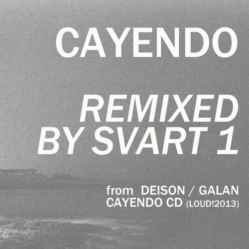 Deison - Cayendo (Svart 1 Remix)