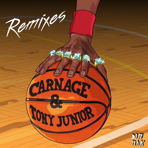 Michael Jordan by Carnage & Tony Junior (Bare Remix)