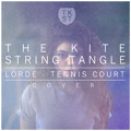 Lorde Tennis Court (The Kite String Tangle Cover) Artwork