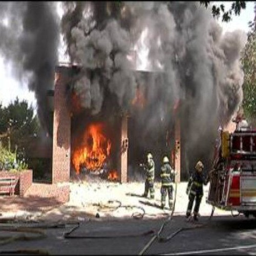 Philadelphia Fire Station Fire - 4th & Arch St