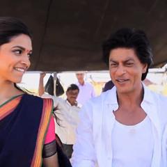 Chennai Express Song - Kashmir Mein Tu Kanyakumari - Shah Rukh Khan & Deepika Padukone.