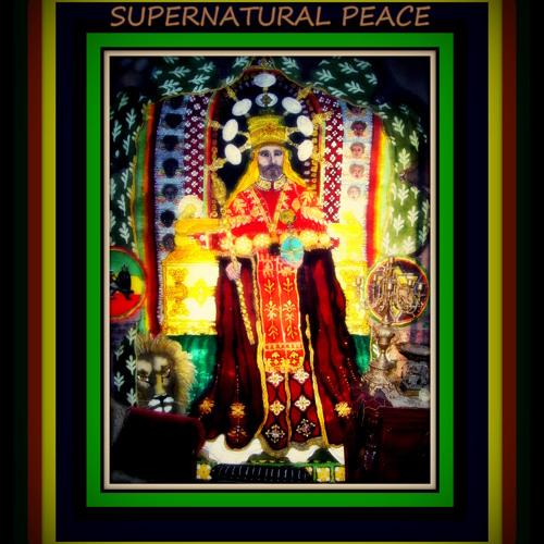 """Supernatural Peace!!"""