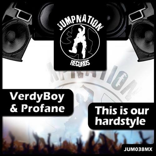 VerdyBoy & Profane - Real Hell (Anticlimax Edit) [JumpNation Records]