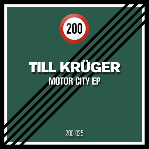 Till Krüger - Motor City (909 Rave Mix) | 200 025