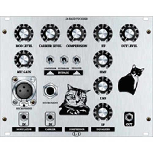 L-1 Vocoder. sample 5 (gothic)