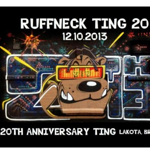 JINX - RUFFNECK TING K MAG MIX SEPTEMBER 2013 (free download)