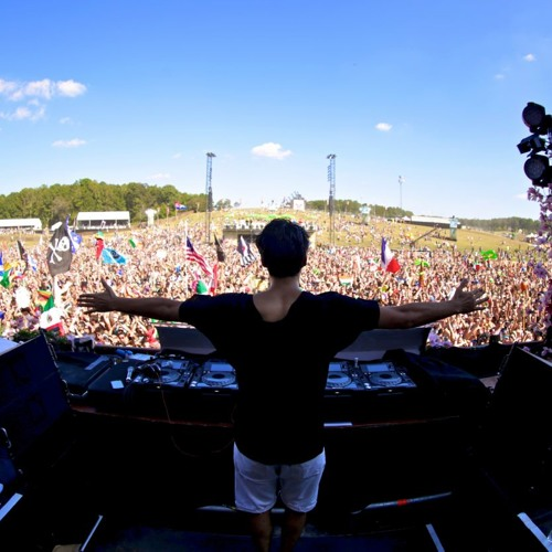 R3hab - Live at TomorrowWorld 2013