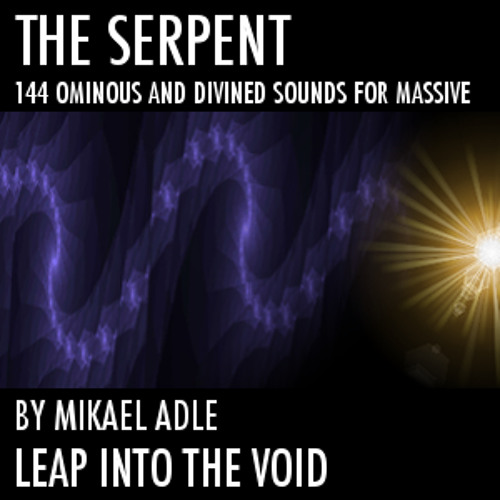 """Ionization - One preset live performance for """"The Serpent"""""""