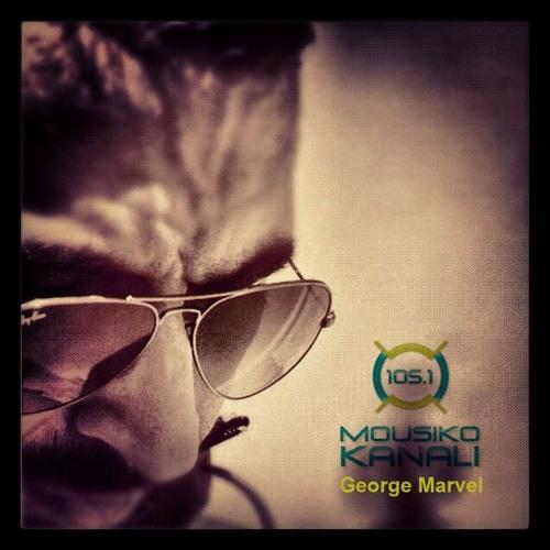 George Marvel - Guest Dj Zone at Mousiko Kanali 105.1 (September 2013)
