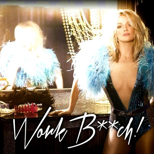 Britney Spears - Work Bitch (DJ Lapetina Horny Queen Remix) #Free Download#