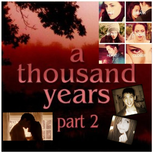 A Thousand Years part 2 Cover with Jeffrey