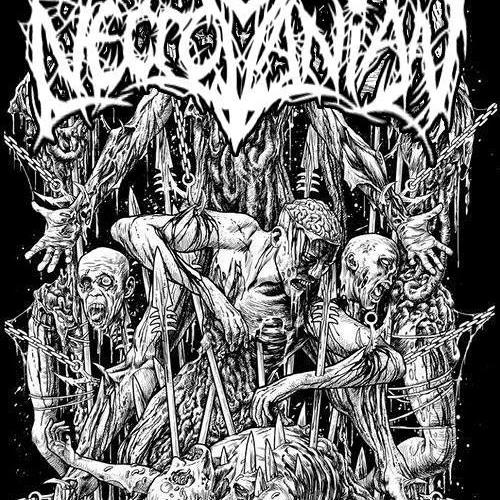 Necromanian - Betrayed