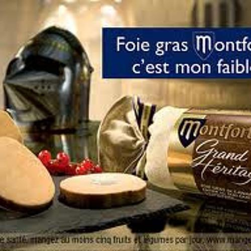 Le foie gras MontFort.