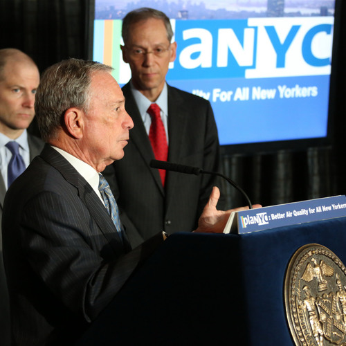 Mayor Bloomberg Discusses NYC's Dramatic Air Quality Improvements
