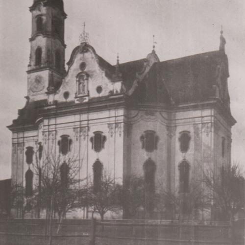 Kirche in Altbayern