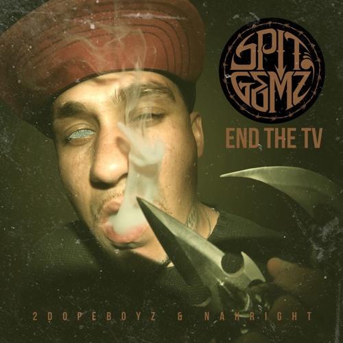 "SPIT GEMZ - ""SUCKAH MC'S"" prod by TEK BULLY"