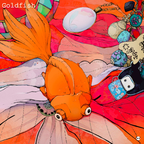 Cookie Monster Galaxy - Goldfish