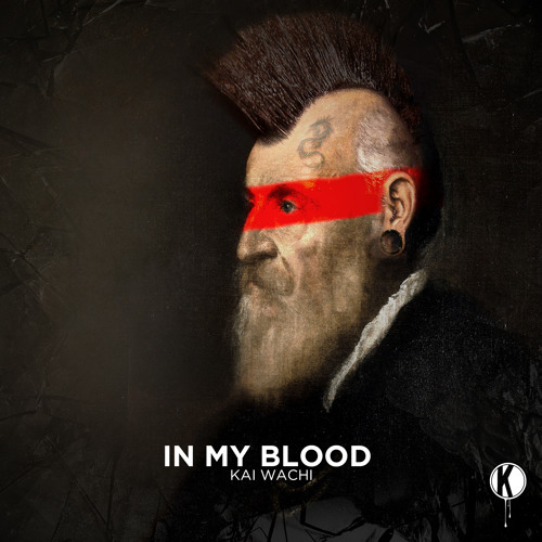 In My Blood by Kai Wachi ft. Uffy Lane Snyder - TrapMusic.NET Premiere