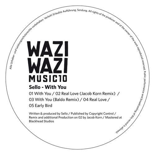 Sello - With You (Baldo Remix) (Wazi Wazi Music)