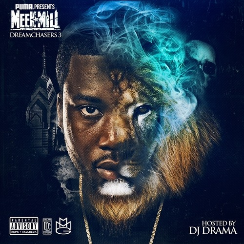 Meek Mill- Right Now Ft French Montana, Mase, Cory Gunz (Prod By Rio) (DreamChasers 3)