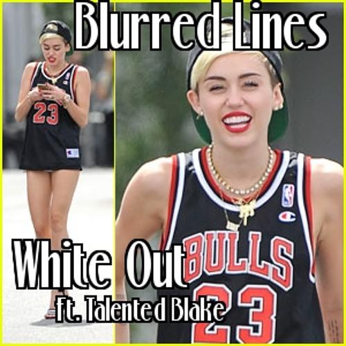 Blurred Lines Remix (Ft. Talented Blake)