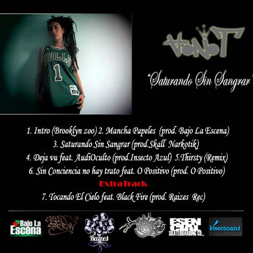 SATURANDO SIN SANGRAR 2012 mixtape (Prod. SkallNarkotik)