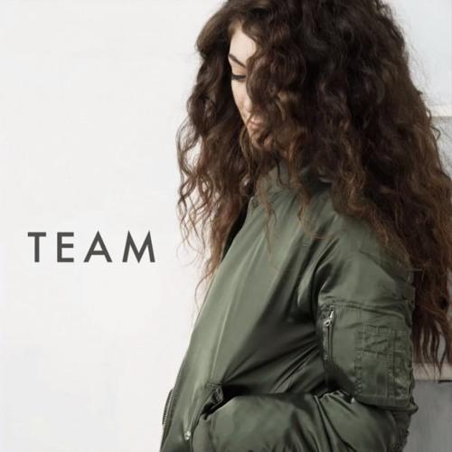 Lorde - Team (NPOWA's Chill Remix)