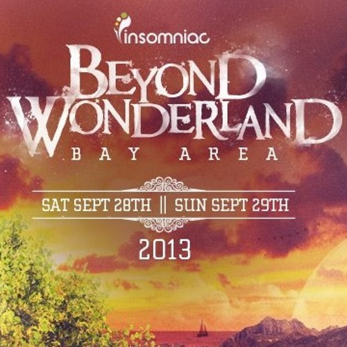 Rebecca and Fiona - live at Beyond Wonderland, San Francisco - 28-Sep-2013