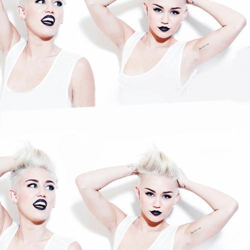 Miley Cyrus - Stick Up