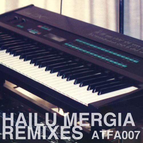 Prins Thomas Diskomiks — Hailu Mergia Remixes (ATFA007)