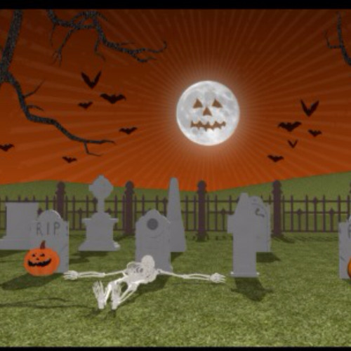 Exhuming Tortured Souls (iPad Musician FB Group: Scary Halloween Song Contest)