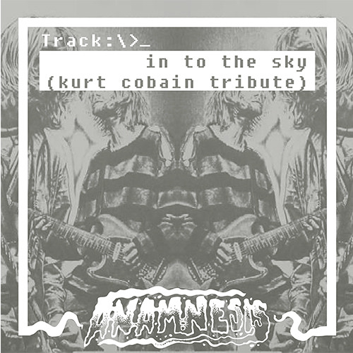 Anamnesis in to the sky (kurt cobain tribute)