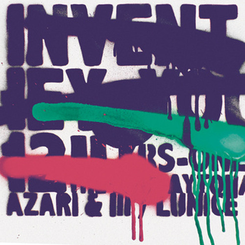 Invent feat. KRS-One & The Kid Daytona - Hey You