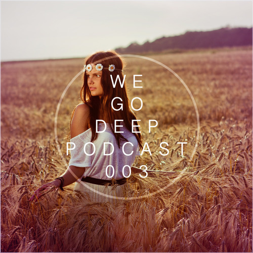 We Go Deep #003 podcast mixed by Dry & Bolinger