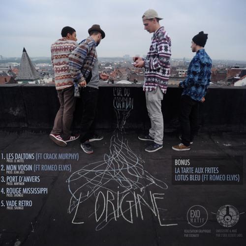 L' Or Du Commun feat. Crack Murphy - Les Daltons  (Prod. Le Motel)