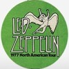 """Led Zeppelin performs """"The Song Remains The Same"""" in Landover, Maryland on 5/26/1977"""