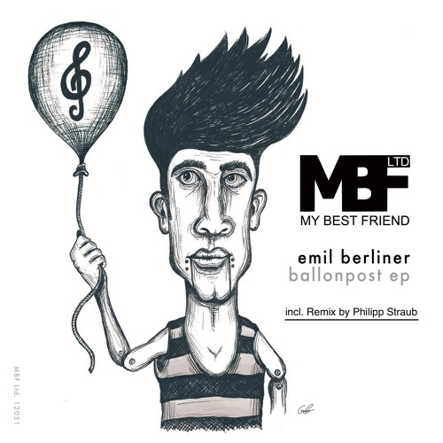 Emil Berliner - Feel Good (Philipp Straub with Jumper on the jet to Ibiza Remix)