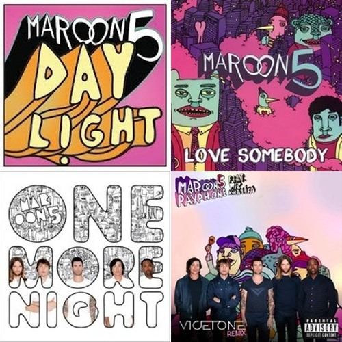 Maroon 5 - Love Payphone Nightlight (Nëil Remix)
