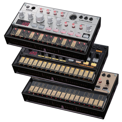 KORG Volca Keys or Volca Bass as a midi Monosynth module?