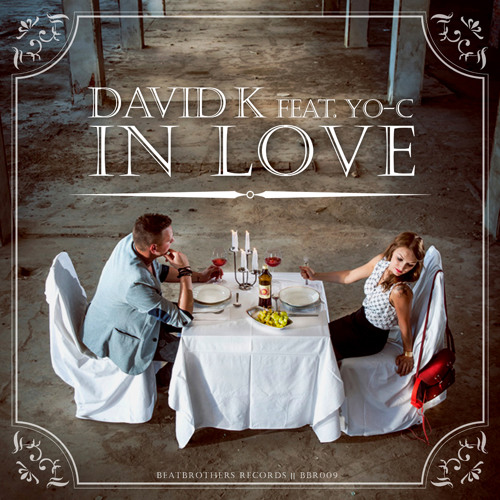 David K. feat. Yo-C - In Love (Robin Schulz Remix)