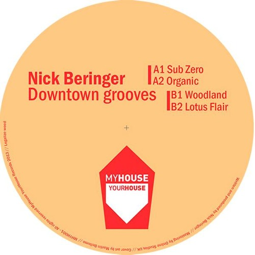Nick Beringer - Downtown Grooves // My House Your House Rec.