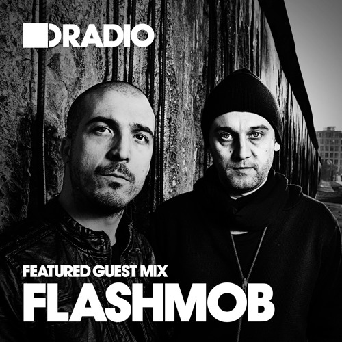 Defected In The House Radio 30.9.13 - Guest Mix Flashmob