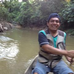 Bajando Rio Aguablanca