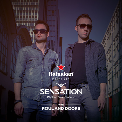 Roul and Doors - Live @ Sensation Wicked Wonderland Taiwan 28-09-13