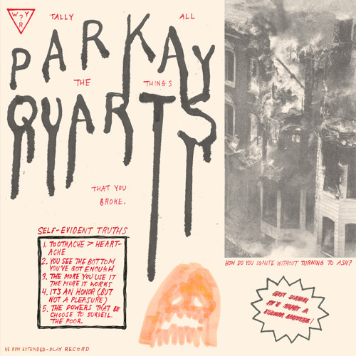 Parquet Courts - He's Seeing Paths