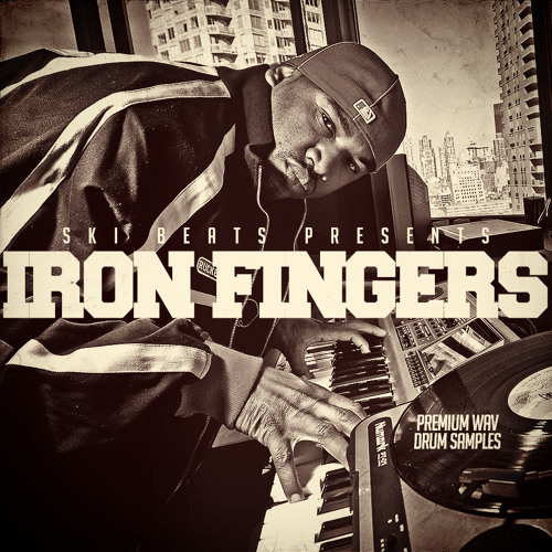 Stringlife - Iron Fingers Drum Kit Demo